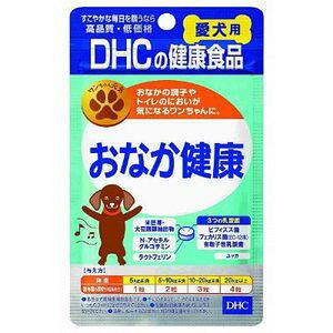 【毎月1日はいろはの日。店内ポイント10倍以上!】DHC 愛犬用 おなか健康 60粒