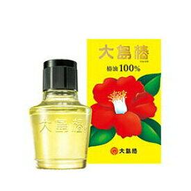 大島椿 椿油100% 60ml椿 ツバキ 椿油 美容 保湿 うるおい