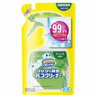 スクラビングバブル 99.9%除菌バスクリーナーアップルの香り 詰め替え 350mL