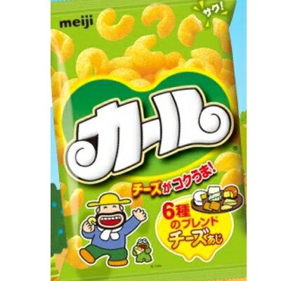 【関西地方限定】 明治カール チーズあじ 64g