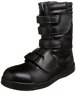 [コーコス信岡] 高所用安全靴 先芯 マジック ウレタン2層底 黒豹 メンズ ブラック 30 cm 3E