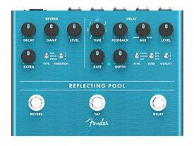 Fender エフェクター Reflecting Pool Delay/Reverb