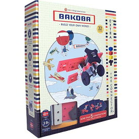 BAKOBA バコバ 男 3歳 誕生日プレゼント 男の子 女 おもちゃ 知育玩具 プレゼント 女の子 5歳 子供 室内 4歳 6歳 小学生 積み木 知育 つみき 7歳 ブロック 遊び 幼児 お風呂 三歳 子ども キッズ (BOX3)