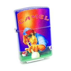 ZIPPO(ジッポー) ライター ジッポ CAMEL キャメル 1993年 Joe ジョー Pool Player Cash Volume 4