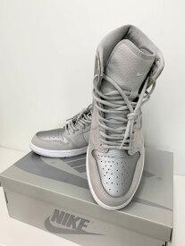 【中古】ナイキ NIKE JORDAN1 HIGH OG CO JP TOKYO エア ジョーダン1 ハイ DC1788-029 メンズ靴 スニーカー ロゴ グレー 201-shoes3