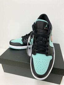 【中古】ナイキ NIKE JORDAN1 LOW SE エア ジョーダン1 CK3022-301 メンズ靴 スニーカー ロゴ ブルー 201-shoes5