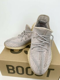 【中古】アディダス adidas YEEZY BOOST 350 V2 イージー ブースト FV5578 メンズ靴 スニーカー 総柄 ピンク 201-shoes18