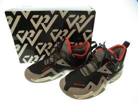 【中古】NIKE ナイキ Jordan ジョーダン Westbrook One Take PF ウェストブルック ワン テイク ブラック/ホワイト/セメントグレー 黒 メンズ スニーカー シューズ 靴 サイズ 26.5cm CJ0781001 (SH-500)