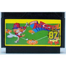 【中古】FC ファミリースタジアム'87 ソフトのみ ファミコン ソフト