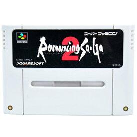 【中古】SFC ロマンシングサガ2 ソフトのみ スーパーファミコンソフト