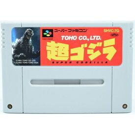 【中古】SFC 超ゴジラ ソフト スーパーファミコン