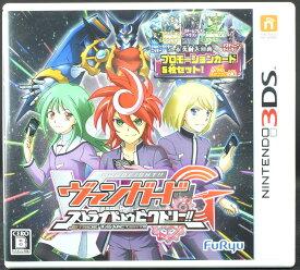 【中古】3DS カードファイト!!ヴァンガード ストライド トゥ ビクトリー カード欠品 ソフト・ケース NINTENDO3DS