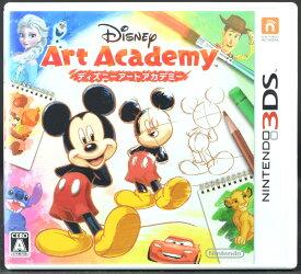 【中古】3DS ディズニーアートアカデミー ソフト・ケース NINTENDO3DS