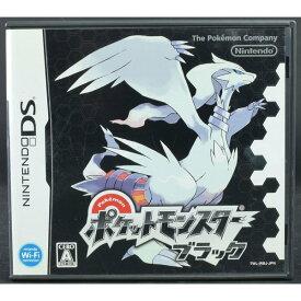 【中古】DS ポケットモンスター ブラック ソフト・ケース NINTENDO DS
