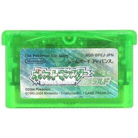 【中古】GBA ポケットモンスター エメラルド 電池交換済み ソフトのみ ゲームボーイ アドバンス