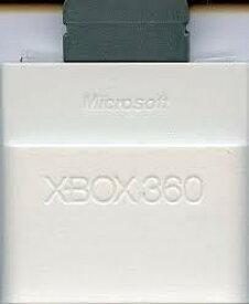 【送料無料】【中古】Xbox 360 メモリーユニット(256MB)