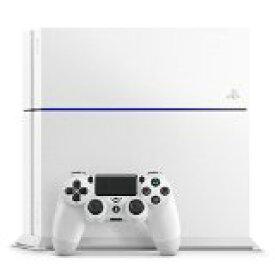 【送料無料】【中古】PS4 PlayStation 4 グレイシャー・ホワイト 500GB (CUH-1200AB02) プレイステーション4 プレステ4 コントローラー色ランダム