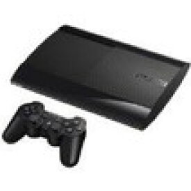 【送料無料】【中古】PS3 PlayStation 3 プレイステーション3 チャコール・ブラック 500GB (CECH-4300C) 本体(箱付き)