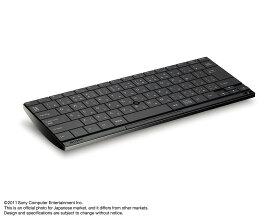 【送料無料】【中古】PS3用 PlayStation3専用 ワイヤレスキーボード (Bluetooth対応) (CECH-ZKB1JP) プレステ3(箱説付き)