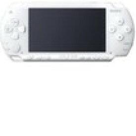 【送料無料】【中古】PSP「プレイステーション・ポータブル」 セラミック・ホワイト (PSP-1000CW) 本体 ソニー PSP1000