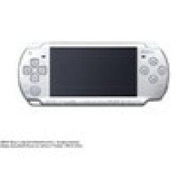 【送料無料】【中古】PSP「プレイステーション・ポータブル」 アイス・シルバー (PSP-2000IS) 本体 ソニー PSP2000 (箱説付き)