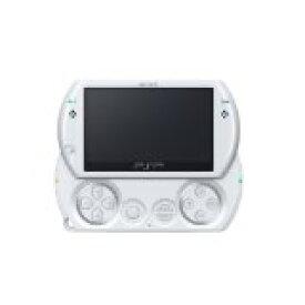 【ジャンク】【送料無料】【中古】PSP go「プレイステーション・ポータブル go」 パール・ホワイト (PSP-N1000PW) 本体 ソニー