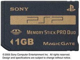 【送料無料】【中古】PSP SONY メモリースティック Pro Duo 1GB 本体 ソニー PSP