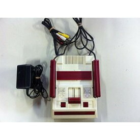 【送料無料】【中古】FC 初代ファミコン AV仕様 ファミリーコンピュータ 本体 改造 ランプあり