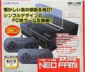 【送料無料】【中古】FC ファミコン ネオファミ 互換機 本体(箱付き)