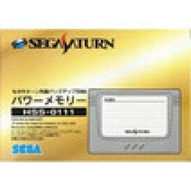 【送料無料】【中古】SS サターン パワーメモリー メモリーカード