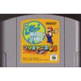 【送料無料】【中古】N64 任天堂64 マリオテニス64