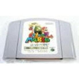 【送料無料】【中古】N64 任天堂64 スーパーマリオ64 振動パック対応版