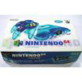 【送料無料】【中古】N64 任天堂64 NINTENDO64 本体 クリアブルー