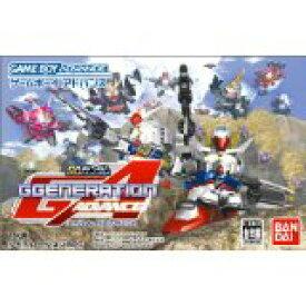【送料無料】【中古】GBA ゲームボーイアドバンス SDガンダム Gジェネレーションアドバンス