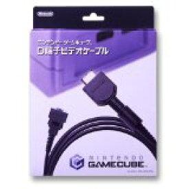 【送料無料】【中古】GC ニンテンドー ゲームキューブ専用 D端子ビデオケーブル