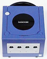 【送料無料】【中古】GC ゲームキューブ NINTENDO GAMECUBE 本体 バイオレット (本体のみ、ケーブル、コントローラーなし)