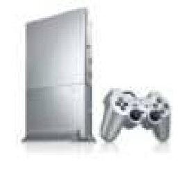【送料無料】【中古】PS2 PlayStation 2 サテン・シルバー (SCPH-90000SS) 本体 プレイステーション2 ソニー 最終形(箱説付き)