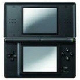 【送料無料】【中古】DS ニンテンドーDS Lite ジェットブラック 任天堂 本体(箱説付き)