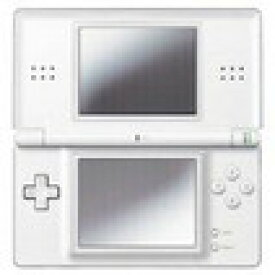 【送料無料】【中古】DS ニンテンドーDS Lite クリスタルホワイト 任天堂 本体