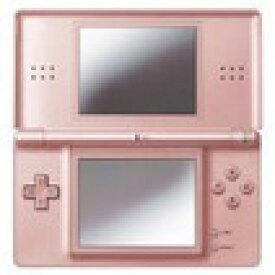 【送料無料】【中古】DS ニンテンドーDS Lite メタリック ロゼ 任天堂 本体