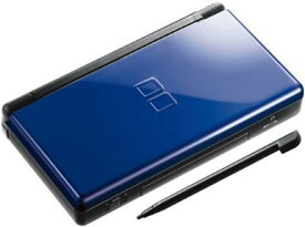 【送料無料】【中古】DS ニンテンドーDS Lite コバルトブラック (輸入盤) 任天堂 本体