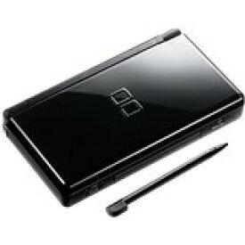 【送料無料】【中古】DS ニンテンドーDS Lite 本体 Nintendo DS Lite Onyx Black(オニキスブラック)(輸入版:北米)(箱説付き)