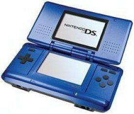 【訳あり】【送料無料】【中古】DS ニンテンドーDS 本体 エレクトリックブルー 海外版
