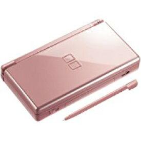 【送料無料】【中古】DS ニンテンドーDS Lite 本体 Nintendo DS Lite Metallic Rose (メタリックロゼ)(輸入版:北米)(箱説付き)
