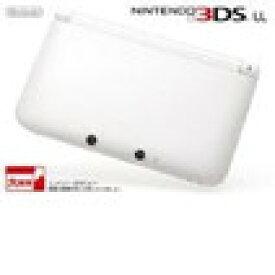 【送料無料】【中古】3DS ニンテンドー3DS LL ホワイト 本体 任天堂