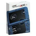 【送料無料】【中古】3DS Newニンテンドー3DS LL メタリックブルー