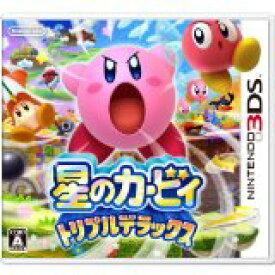 【送料無料】【中古】3DS 星のカービィ トリプルデラックス ソフト