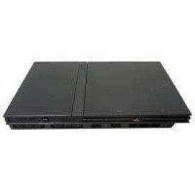 【欠品あり】【送料無料】【中古】PS2 PlayStation2 ブラック (SCPH-70000) 本体のみ (コントローラー、ケーブルなし)