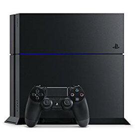【送料無料】【中古】PS4 PlayStation 4 ジェット・ブラック 500GB (CUH-1200AB01) プレイステーション4 プレステ