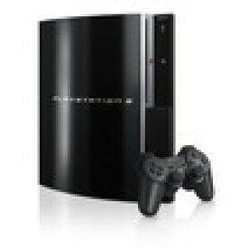【送料無料】【中古】PS3 PlayStation 3 (80GB) CECHL00 ブラック 本体 プレイステーション3